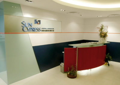 Sun Cypress Shipping Company Ltd